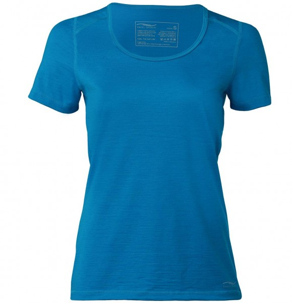 Bio Damen SHIRT regular fit - Sportkleidung natürlich nachhaltig