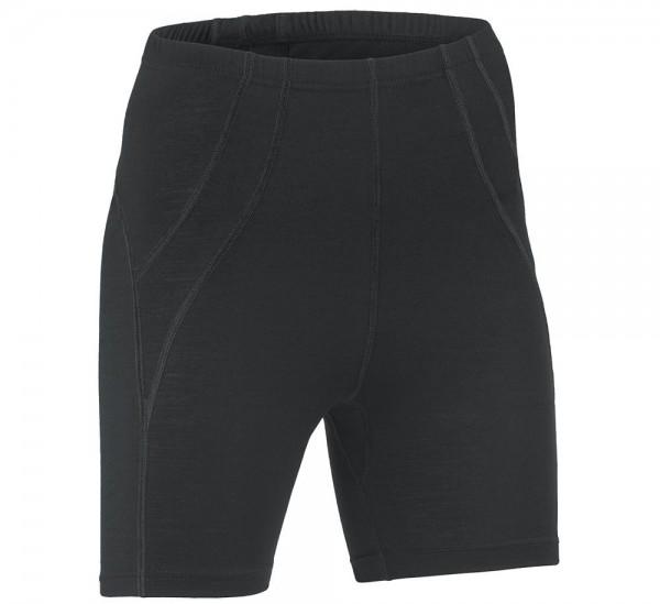 BIO DAMEN SHORTS - ökologische Sportbekleidung aus Merinowolle und Seide