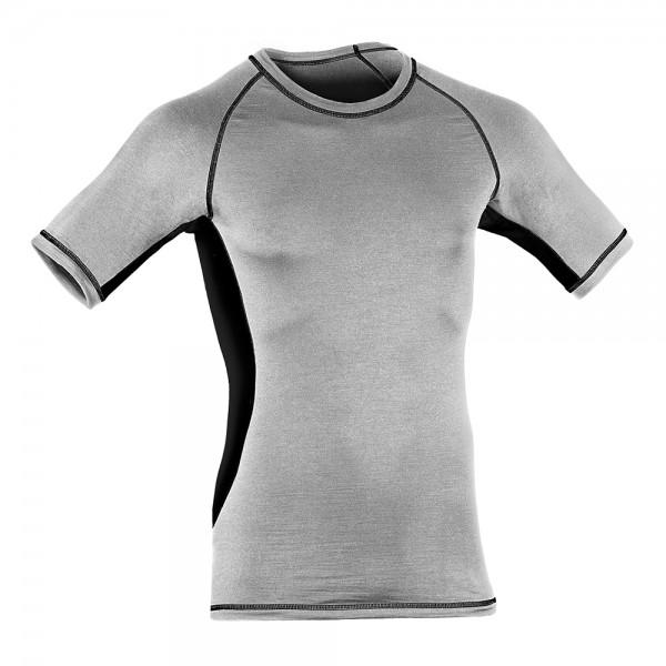 SHIRT slim fit - natürliche Funktionswäsche für Herren
