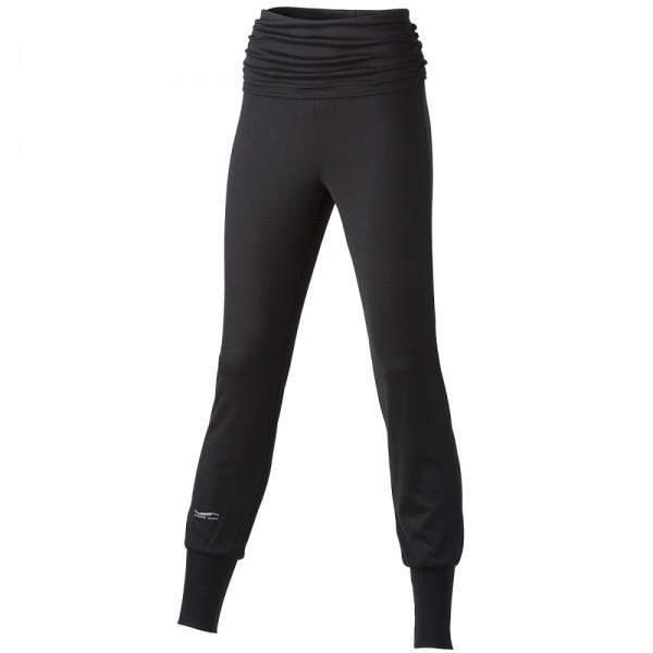 DAMEN Yoga Hose - Bio Funktionswäsche - Yogahose für Damen