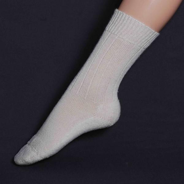 Bio Trekking Socken, Wandersocken aus Schaf-Wolle