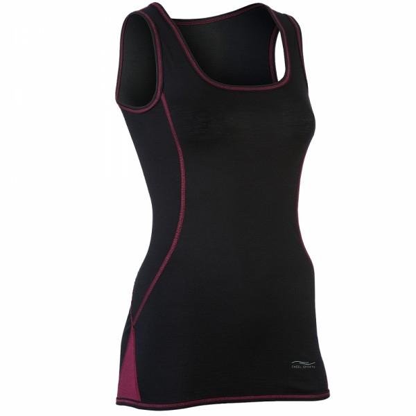 Bio TANK TOP slim fit - natürliche Sportkleidung für Damen