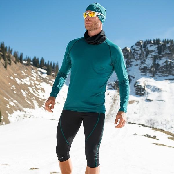 MÄNNER JOGGING HOSE - Bio Sportbekleidung 3/4 Legging