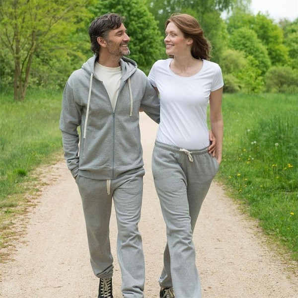 BIO JOGGINGHOSE - lange unisex Freizeithose aus GOTS Bio-Baumwolle
