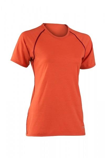 Bio SHIRT regular fit - natürliche Sportbekleidung für Damen