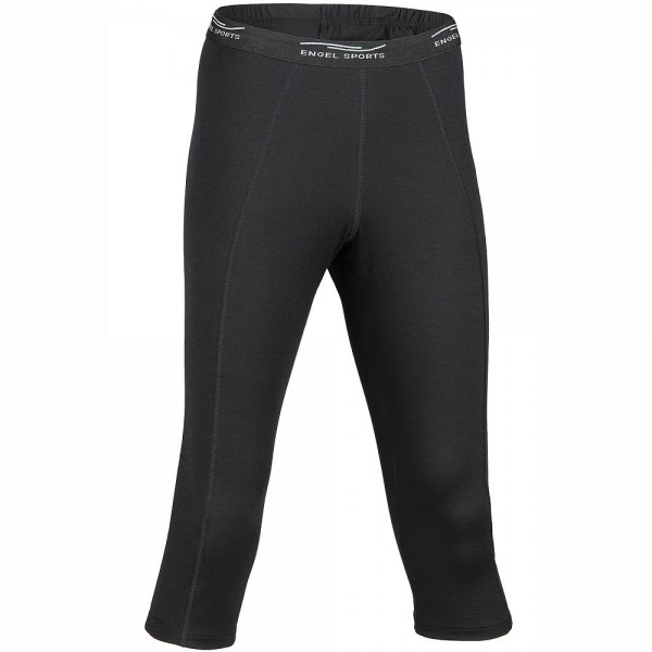 DAMEN Sporthose 3/4 Bein mit Schlüsseltasche - Bio Sporthosen