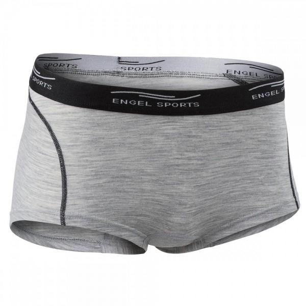 BIO HOT PANTS - Natur Sportbekleidung für Damen Merino und Seide
